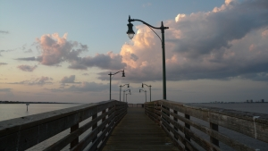 Fishing Pier at Indian River